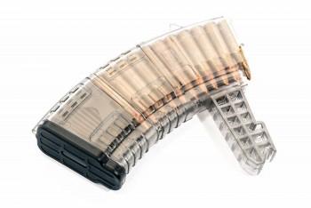 Магазин Pufgun на СКС, 7,62х39, 20 патронов, полимер, прозрачный - купить (заказать), узнать цену - Охотничий супермаркет Стрелец г. Екатеринбург