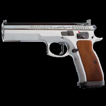 CZ 75 Tactical Sport к.9мм Luger - купить (заказать), узнать цену - Охотничий супермаркет Стрелец г. Екатеринбург