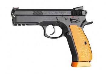 CZ 75 SP-01 Shadow Orange к.9мм Luger - купить (заказать), узнать цену - Охотничий супермаркет Стрелец г. Екатеринбург