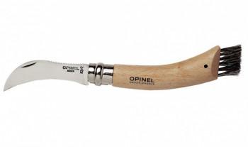 Нож Opinel NATURE №8 грибной (бук/нерж) - купить (заказать), узнать цену - Охотничий супермаркет Стрелец г. Екатеринбург