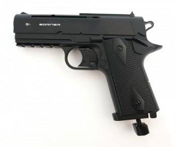 Пистолет пневм. BORNER WC 401, кал. 4,5 мм - купить (заказать), узнать цену - Охотничий супермаркет Стрелец г. Екатеринбург