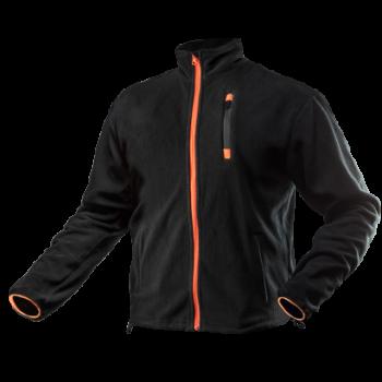 Блуза рабочая флисовая черная pазм.56/XL - купить (заказать), узнать цену - Охотничий супермаркет Стрелец г. Екатеринбург