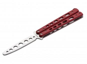 Нож Boker BK01BO712 Balisong Trainer - тренеровочный нож-бабочка - купить (заказать), узнать цену - Охотничий супермаркет Стрелец г. Екатеринбург