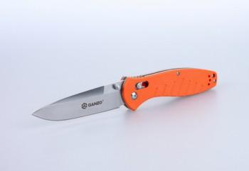 Нож складной туристический Ganzo G738-OR - купить (заказать), узнать цену - Охотничий супермаркет Стрелец г. Екатеринбург