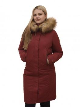 Куртка утепленная женская Ангара (бордовый) - купить (заказать), узнать цену - Охотничий супермаркет Стрелец г. Екатеринбург