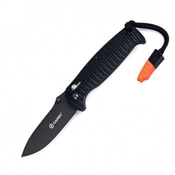 Нож складной туристический Ganzo G7413P-BK-WS - купить (заказать), узнать цену - Охотничий супермаркет Стрелец г. Екатеринбург