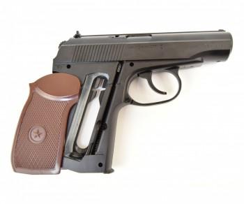 Пистолет пневматический BORNER PM-X, кал. 4,5 мм - купить (заказать), узнать цену - Охотничий супермаркет Стрелец г. Екатеринбург