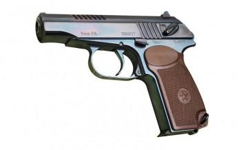 П-М17Т к.9мм Р.А. пистолет ООП - купить (заказать), узнать цену - Охотничий супермаркет Стрелец г. Екатеринбург