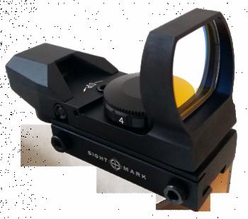 Прицел коллиматорный Sightmark SM13003B-DT панорамный ласт.хвост - купить (заказать), узнать цену - Охотничий супермаркет Стрелец г. Екатеринбург