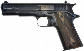Оружие охолощенное Colt 1911 CO к.10х24 - купить (заказать), узнать цену - Охотничий супермаркет Стрелец г. Екатеринбург