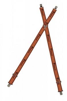 Подтяжки с клипсами ROBUST цвет оранжевый один размер - купить (заказать), узнать цену - Охотничий супермаркет Стрелец г. Екатеринбург