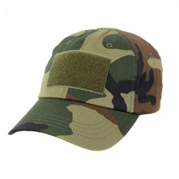Кепка Operator Tactical Woodland код Rothco 9362 - купить (заказать), узнать цену - Охотничий супермаркет Стрелец г. Екатеринбург