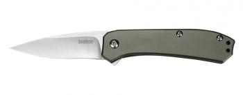 Нож K3870 Amplitude 2,5 - склад.,  8Cr13MOV сатин - купить (заказать), узнать цену - Охотничий супермаркет Стрелец г. Екатеринбург