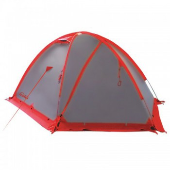 Палатка Tramp Rock 2 (V2) (серый) - купить (заказать), узнать цену - Охотничий супермаркет Стрелец г. Екатеринбург