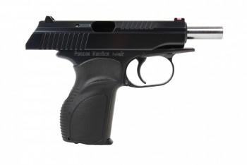 П-М17Т к.9мм Р.А. пистолет ООП (полированный) - купить (заказать), узнать цену - Охотничий супермаркет Стрелец г. Екатеринбург