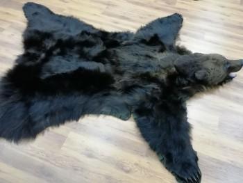 Ковер медвежий с головой №9 - купить (заказать), узнать цену - Охотничий супермаркет Стрелец г. Екатеринбург