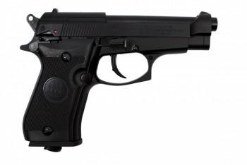 Пистолет пневм. Beretta M84 FS сплав, черный,  (Blowback) - купить (заказать), узнать цену - Охотничий супермаркет Стрелец г. Екатеринбург