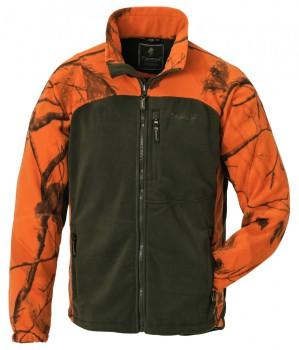 Куртка флисовая Oviken Realtree® цвет Xtra/HuntingGreen - купить (заказать), узнать цену - Охотничий супермаркет Стрелец г. Екатеринбург