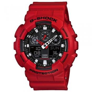 Часы CASIO GA-100B-4A - купить (заказать), узнать цену - Охотничий супермаркет Стрелец г. Екатеринбург