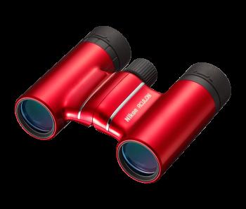 Бинокль Nikon Aculon T01 10х21 красный - купить (заказать), узнать цену - Охотничий супермаркет Стрелец г. Екатеринбург