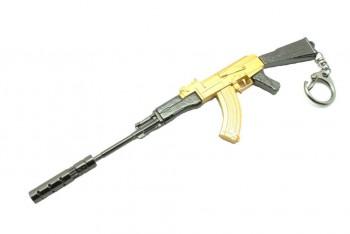 Брелок Microgun M Автомат 47 (Gold Edition) - купить (заказать), узнать цену - Охотничий супермаркет Стрелец г. Екатеринбург