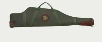Чехол Лидер с оптикой 1200 мм / кожа - купить (заказать), узнать цену - Охотничий супермаркет Стрелец г. Екатеринбург