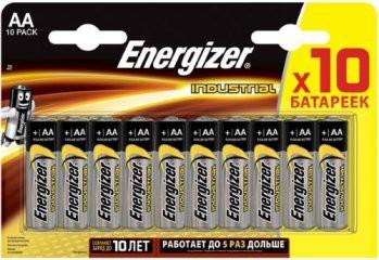 Э/п Energizer Industrial LR6/316 BL10 - купить (заказать), узнать цену - Охотничий супермаркет Стрелец г. Екатеринбург