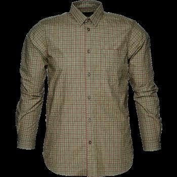 Рубашка Seeland Colin L/S  Forest night check - купить (заказать), узнать цену - Охотничий супермаркет Стрелец г. Екатеринбург