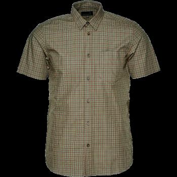 Рубашка Seeland Colin S/S  Forest night check - купить (заказать), узнать цену - Охотничий супермаркет Стрелец г. Екатеринбург