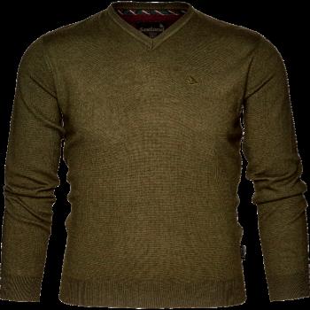 Пуловер Compton Pine green - купить (заказать), узнать цену - Охотничий супермаркет Стрелец г. Екатеринбург