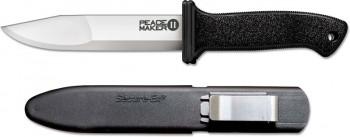 Нож Cold Steel Peace Maker II сталь German 4116 - купить (заказать), узнать цену - Охотничий супермаркет Стрелец г. Екатеринбург