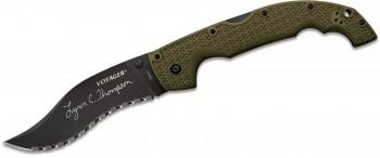 Нож CS_29UXV Thompson Voyager Vaquero -складной, сталь CTS-XHP, клинок - купить (заказать), узнать цену - Охотничий супермаркет Стрелец г. Екатеринбург
