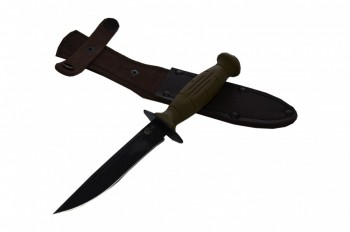 Нож НКВД , ст У 8,рукоять пластик - купить (заказать), узнать цену - Охотничий супермаркет Стрелец г. Екатеринбург