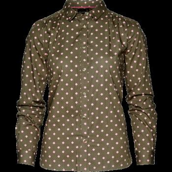Рубашка Seeland Erin Lady  Green Tile - купить (заказать), узнать цену - Охотничий супермаркет Стрелец г. Екатеринбург