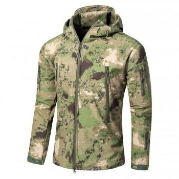 Куртка мембранная Sharkskin V Soft Shell Assault ATACS-FG - купить (заказать), узнать цену - Охотничий супермаркет Стрелец г. Екатеринбург