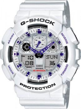 Часы CASIO GA-100A-7A - купить (заказать), узнать цену - Охотничий супермаркет Стрелец г. Екатеринбург