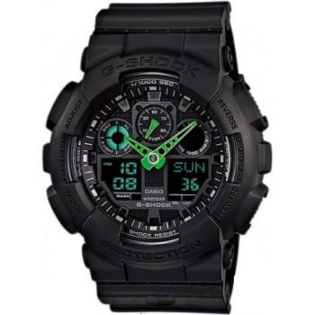 Часы CASIO G-SHOCK GA-100C-1A3 - купить (заказать), узнать цену - Охотничий супермаркет Стрелец г. Екатеринбург