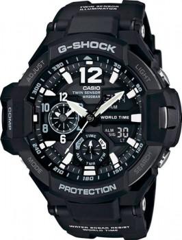 Часы CASIO G-SHOCK GA-1100-1A - купить (заказать), узнать цену - Охотничий супермаркет Стрелец г. Екатеринбург