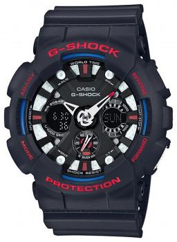 Часы CASIO G-SHOCK GA-120TR-1A - купить (заказать), узнать цену - Охотничий супермаркет Стрелец г. Екатеринбург