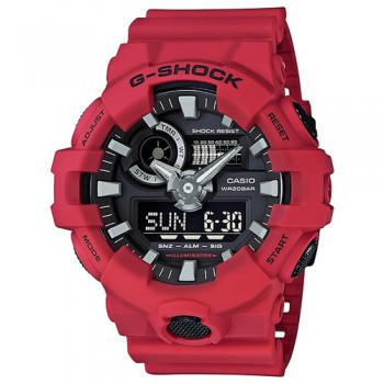 Часы CASIO GA-700-4A - купить (заказать), узнать цену - Охотничий супермаркет Стрелец г. Екатеринбург
