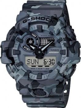 Часы CASIO GA-700CM-8A - купить (заказать), узнать цену - Охотничий супермаркет Стрелец г. Екатеринбург