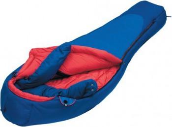Мешок спальный Glacier синий левый - купить (заказать), узнать цену - Охотничий супермаркет Стрелец г. Екатеринбург