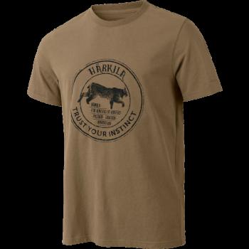 Футболка Wildlife Lynx  Khaki - купить (заказать), узнать цену - Охотничий супермаркет Стрелец г. Екатеринбург