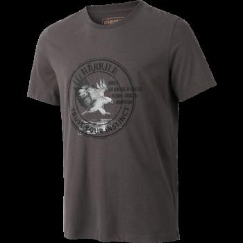 Футболка Wildlife Eagle  Mulch grey - купить (заказать), узнать цену - Охотничий супермаркет Стрелец г. Екатеринбург