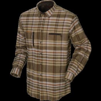 Рубашка Eide  Khaki check - купить (заказать), узнать цену - Охотничий супермаркет Стрелец г. Екатеринбург