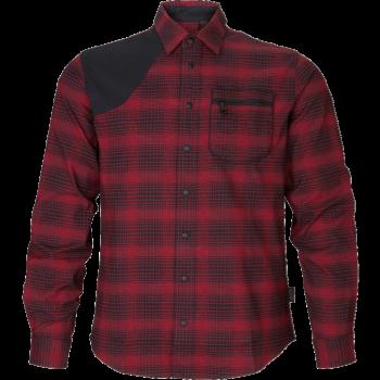 Рубашка Terrain  Red check - купить (заказать), узнать цену - Охотничий супермаркет Стрелец г. Екатеринбург