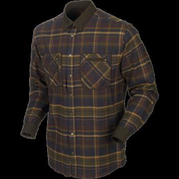 Рубашка Pajala  Mellow brown check - купить (заказать), узнать цену - Охотничий супермаркет Стрелец г. Екатеринбург