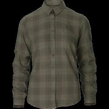 Рубашка Range Lady  Pine green check - купить (заказать), узнать цену - Охотничий супермаркет Стрелец г. Екатеринбург