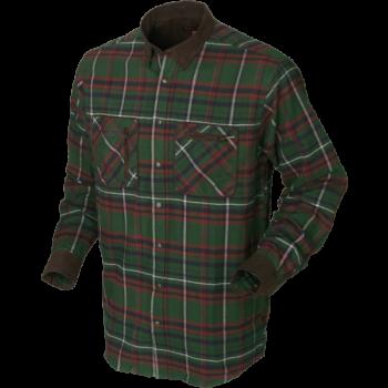 Рубашка Pajala  Green check - купить (заказать), узнать цену - Охотничий супермаркет Стрелец г. Екатеринбург