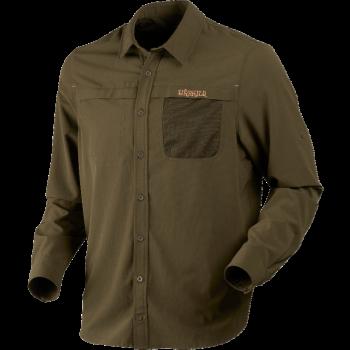 Рубашка Harkila Herlet Tech  Willow green - купить (заказать), узнать цену - Охотничий супермаркет Стрелец г. Екатеринбург